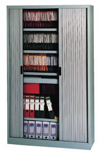 Armarios de oficina con persiana de apertura lateral - Persianas para armarios ...